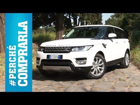 Range Rover Sport (2014)   Perché comprarla... e perché no