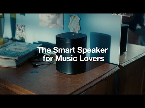 Sonos Commercial for Sonos One (2017 - present) (Television Commercial)