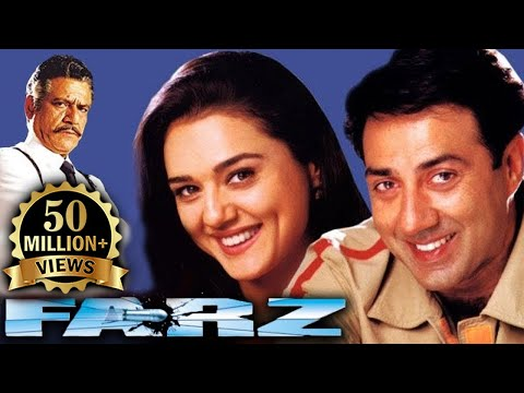 Download Farz Full Movie | Hindi Full Movie | Sunny Deol Movies |  Action Movie | Preity Zinta HD Mp4 3GP Video and MP3