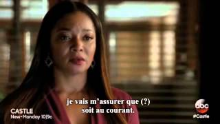 Castle 7x08 Sneak Peek #1 vostfr