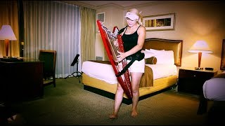 Despacito - Kiki Bello (Electric Harp - Arpa Eléctrica)