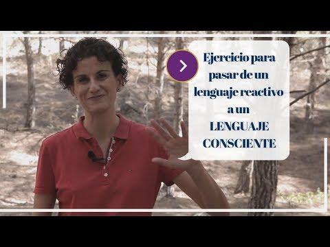 Ejercicio para pasar de un lenguaje reactivo a un lenguaje Consciente | Autoconocimiento