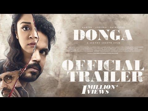 Donga Official Telugu Trailer