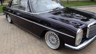 Past Guards | Mercedes W114 230.6