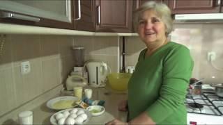 Очень простой рецепт турецкой сладости от моей свекрови/Турецкий ревани