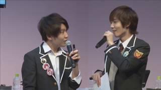 「美男高校地球防衛部HAPPYKISS!」ステージAnimeJapan2018