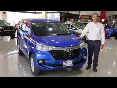 Toyota Avanza: Movilidad y funcionalidad por excelencia