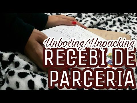 UNBOXING (ou UNPACKING) #03: LIVROS DE PARCERIA | Livraneios