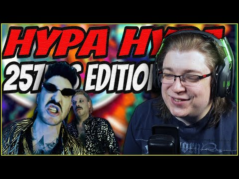 257ers Vs. Eskimo Callboy - Hypa Hypa (Reaction!) // Day 3 of the 7 days of Hypa Hypa!