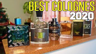 BEST MENS COLOGNES FOR 2020 | My Top 10 Favorite Fragrances