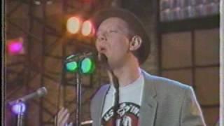 JOE JACKSON - 'WILD WEST' LIVE TV PERFORMANCE 23/06/87