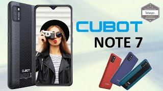 CUBOT HINWEIS 7 - Erstklassiger 4G-Smartphone - Android 10 - 2 GB RAM 16 GB Speicher - Unboxing