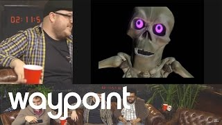 Mr Bones Waypoint72 Game 14