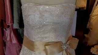 Couture Lace Wedding Dress