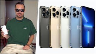 Apple iPhone 13, 13 Mini, 13 Pro & 13 Pro Max - Meine Meinung & Ersteindruck (Deutsch)   SwagTab