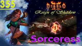 Diablo 2 Reign of Shadow : Phù thủy chiến binh - Warrior witch Diablo2 - Full HD 1080p - 60PFS