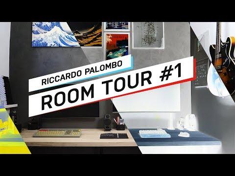 Ho rinnovato lo STUDIO! // Riccardo Palombo 1° PARTE