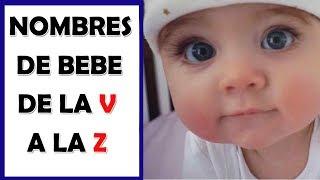 Nombres Bonitos Y Poco Comunes Para NIÑOS Que Te Encantaran !!! PARTE2