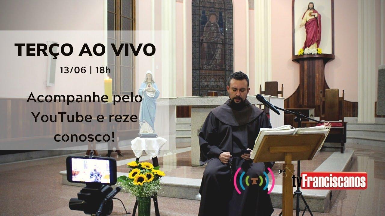 Oração do Santo Terço | 13/06/2020