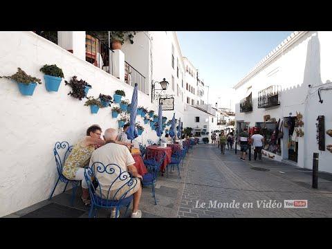 Mijas, Province of Málaga , Spain in Ultra 4K