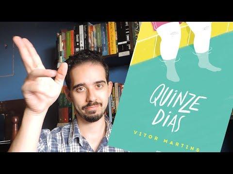 Quinze Dias - Vitor Martins - O Mafagafo Leu #18