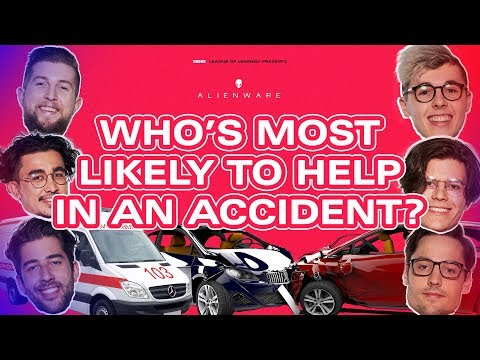 Who's Most Likely To Help In An Accident? | #ORDERLOL