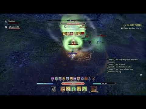 A summary of Amazing CP Pvp  — Elder Scrolls Online