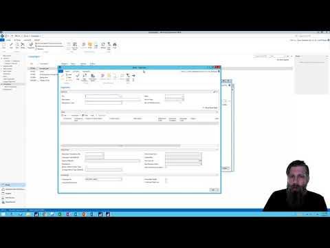 Dynamics NAV 2018: CRM 1/6 - YouTube