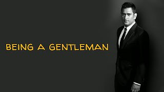 Being A Gentleman || New Whatsapp Status & Quotes ||