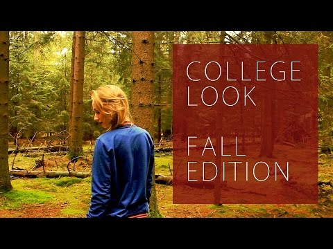 Collegelook | Fall Edition | Portgas D Alex