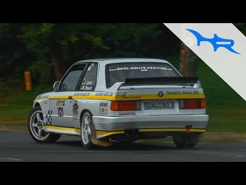 Up Close and Personal With Rally Legends - Eifel Rallye Festival