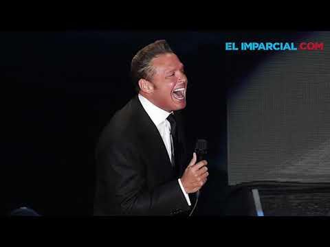 Se cancela concierto de Luis Miguel en Hermosillo:
