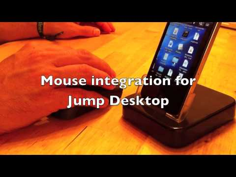 BTC Mouse + Trackpad Controls Your Jailbroken iOS Device With A Bluetooth Mouse