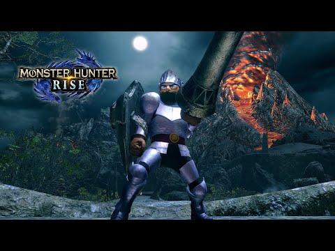 《魔物獵人 崛起》第5彈聯動內容 : 《經典回歸 魔界村》