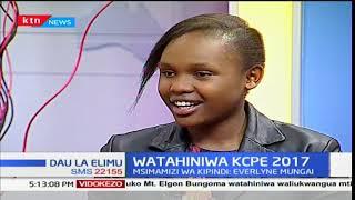 Watahiniwa wa KCPE 2017: Watahiniwa kusimulia ushindi wao [Part 1]
