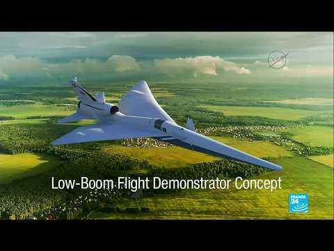 X-Plane: NASA hires Lockheed Martin to build commercial supersonic plane