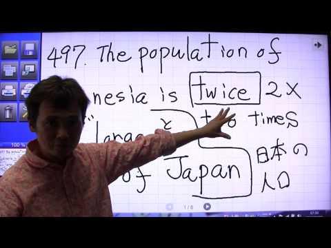 鈴木の英語 1000本ノック#048(494〜500)