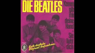 Horst Wende - Komm gib mir deine Hand / Skinny Minny / Patricia (1966)