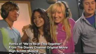 high school musical-we are all in this together remix