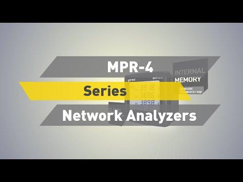 ENTES MPR-4 Series Network Analyzers