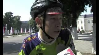 Гулькевичи. Краевые соревнования по велоспорту