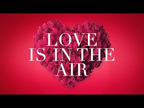 Love is in the air with Baccarat