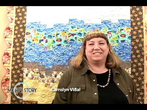 My HQ Story 2010 - Carrolyn Vidal