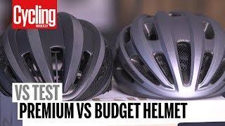 Premium VS Budget Giro Helmet   Cycling Weekly