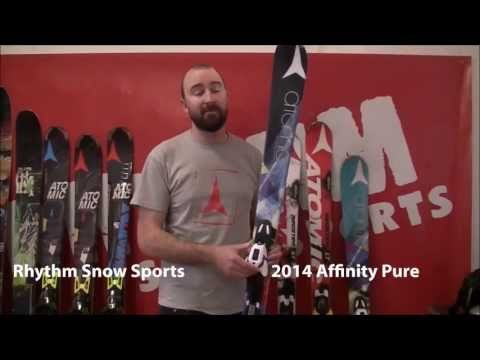 2014 Atomic Affinity Pure Ski Review