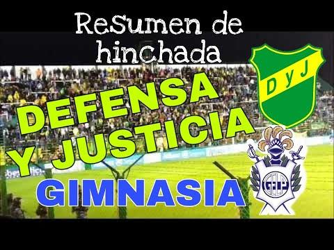 """""""Resumen hinchada: Defensa y Justicia vs Gimnasia. Copa de la Superliga 2019"""" Barra: La Banda de Varela • Club: Defensa y Justicia"""