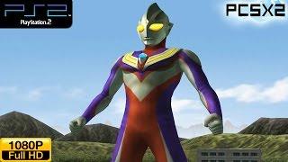 Ultraman Fighting Evolution 3 Video Game Videos