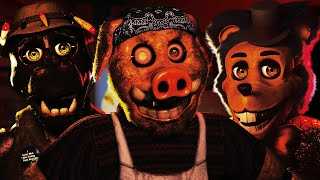 A MULTIPLAYER FNAF GAME WHERE YOU CONTROL THE ANIMATRONICS. | FNAF Rat Race BREAKDOWN