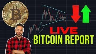 The real reason BITCOIN crashed today & why I shorted Bitcoin