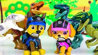 Мультики игрушки Щенячий патруль новая серия ДИНОЗАВРЫ Развивающие мультики про Paw Patrol для детей